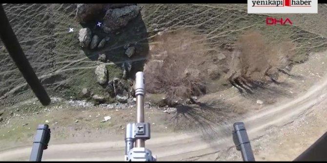 Türkiye'nin ilk silahlı drone sistemi 'Songar'