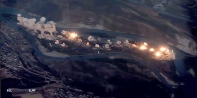 ABD 36 bin kilo bomba yağdırdı! Irak'tan açıklama geldi