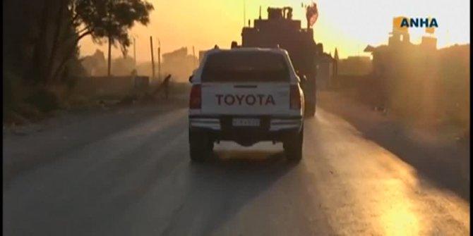 ABD askerleri, Tel Abyad'dan çekiliyor