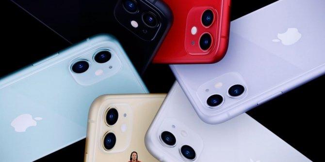 İPhone 11 serisi Türkiye'de satışa çıktı