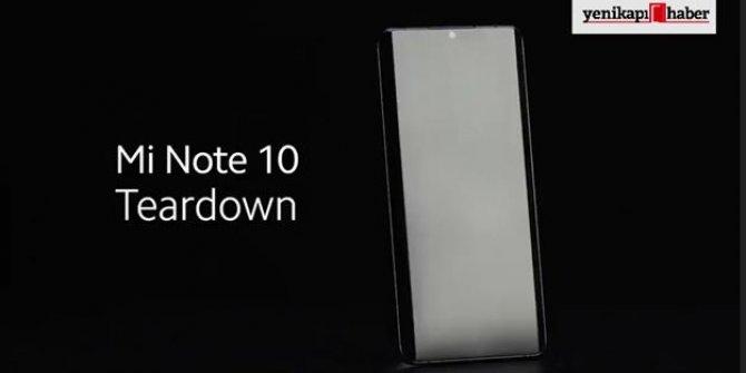 Xiaomi Mi Note 10 tanıtıldı