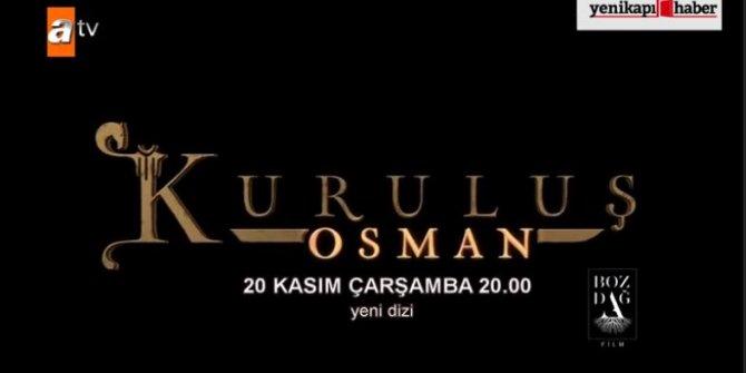 Kuruluş Osman 1.bölüm 3.fragmanı yayınlandı