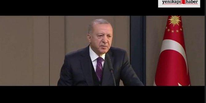 Erdoğan'dan 'Adil Öksüz' mesajı!