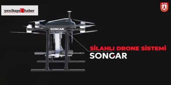 Türk Silahlı Kuvvetlerine milli silahlı drone