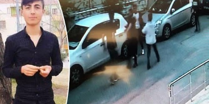 Ankara'da yüksek sesle müzik dinleme kavgasının görüntüleri ortaya çıktı