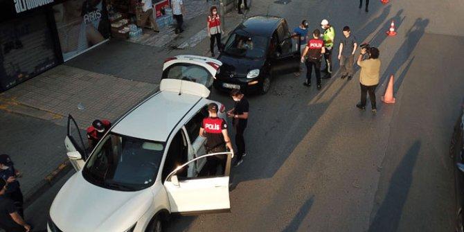 """İstanbul'da 9 ilçede """"Dar alan uygulaması"""" yaptı, 25 şüpheli yakalandı"""