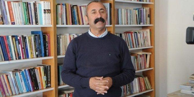 Tunceli Belediye Başkanı Fatih Mehmet Maçoğlu'nun koronavirüs testi pozitif çıktı