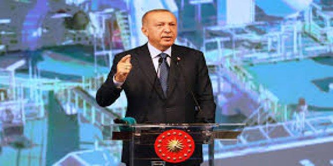 Cumhurbaşkanı Erdoğan: Her alanda kovid-19 sürecinden ülkemiz güçlenerek çıkacaktır
