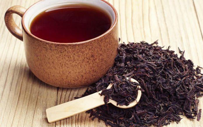 Черный чай не вреден